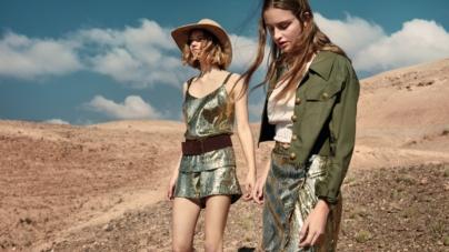 Blugirl campagna primavera estate 2019: il viaggio nel deserto
