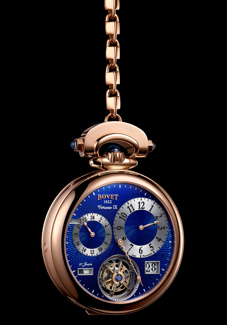 Bovet 1822 Virtuoso IX
