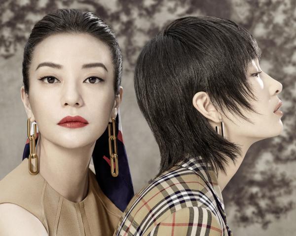 Burberry campagna Capodanno Cinese 2019: svelate le immagini con Zhao Wei e Zhou Dongyu