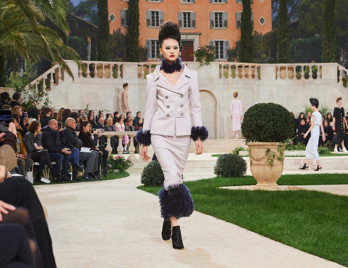 Chanel Haute Couture primavera estate 2019