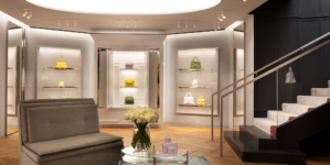 Delvaux Londra New Bond Street: la nuova boutique firmata Vudafieri-Saverino Partners