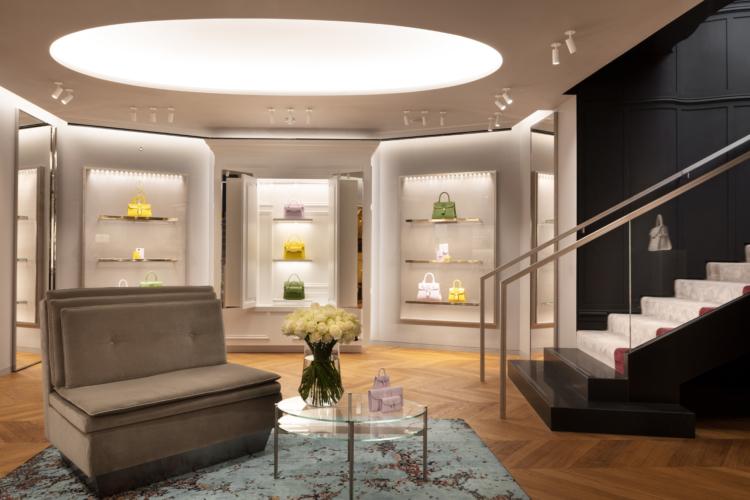 Delvaux Londra New Bond Street: la nuova boutique firmata Vudafieri-Saverino Partners