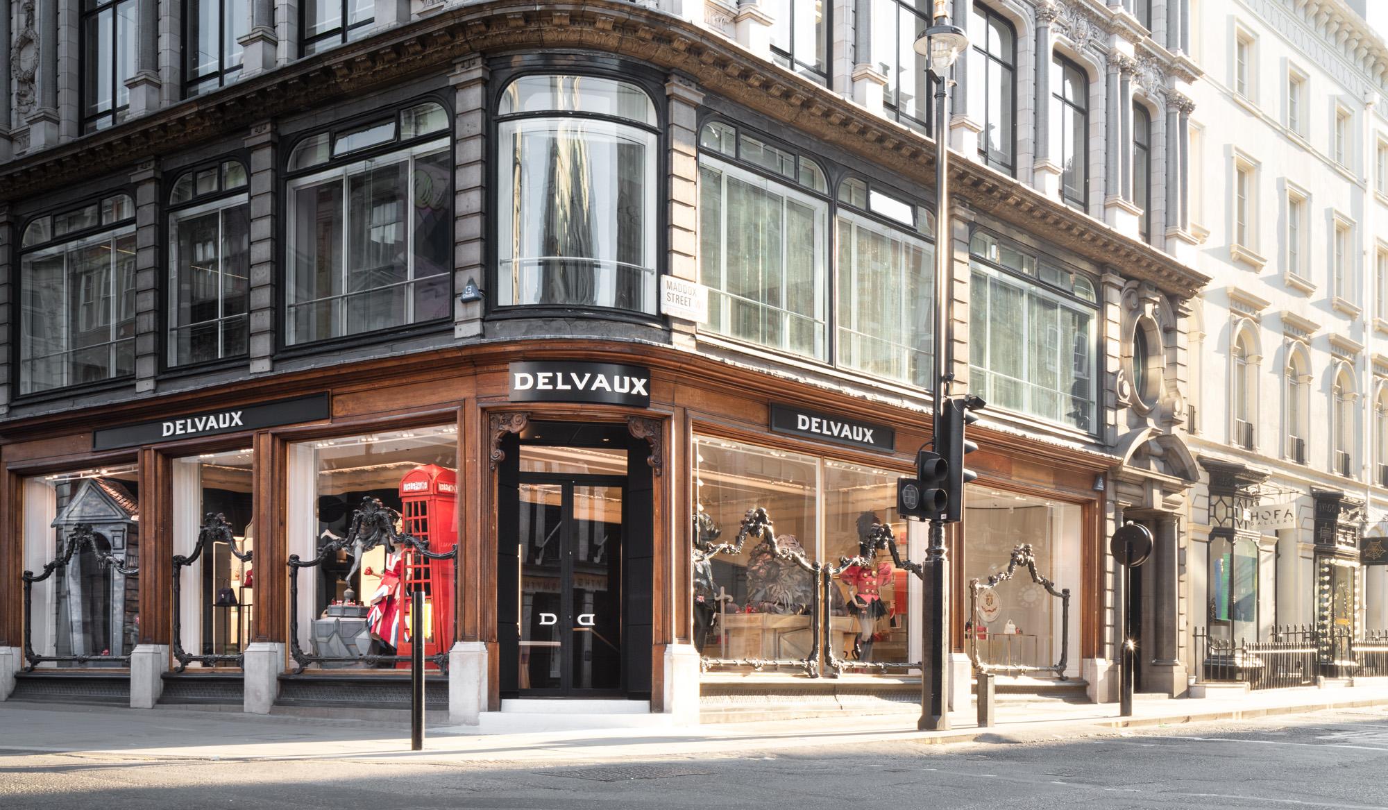 Delvaux Londra New Bond Street