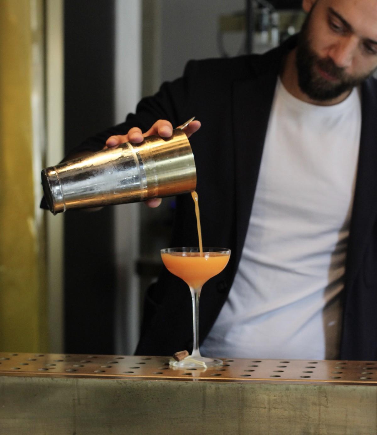 Dry Milano nuovo cocktail menu