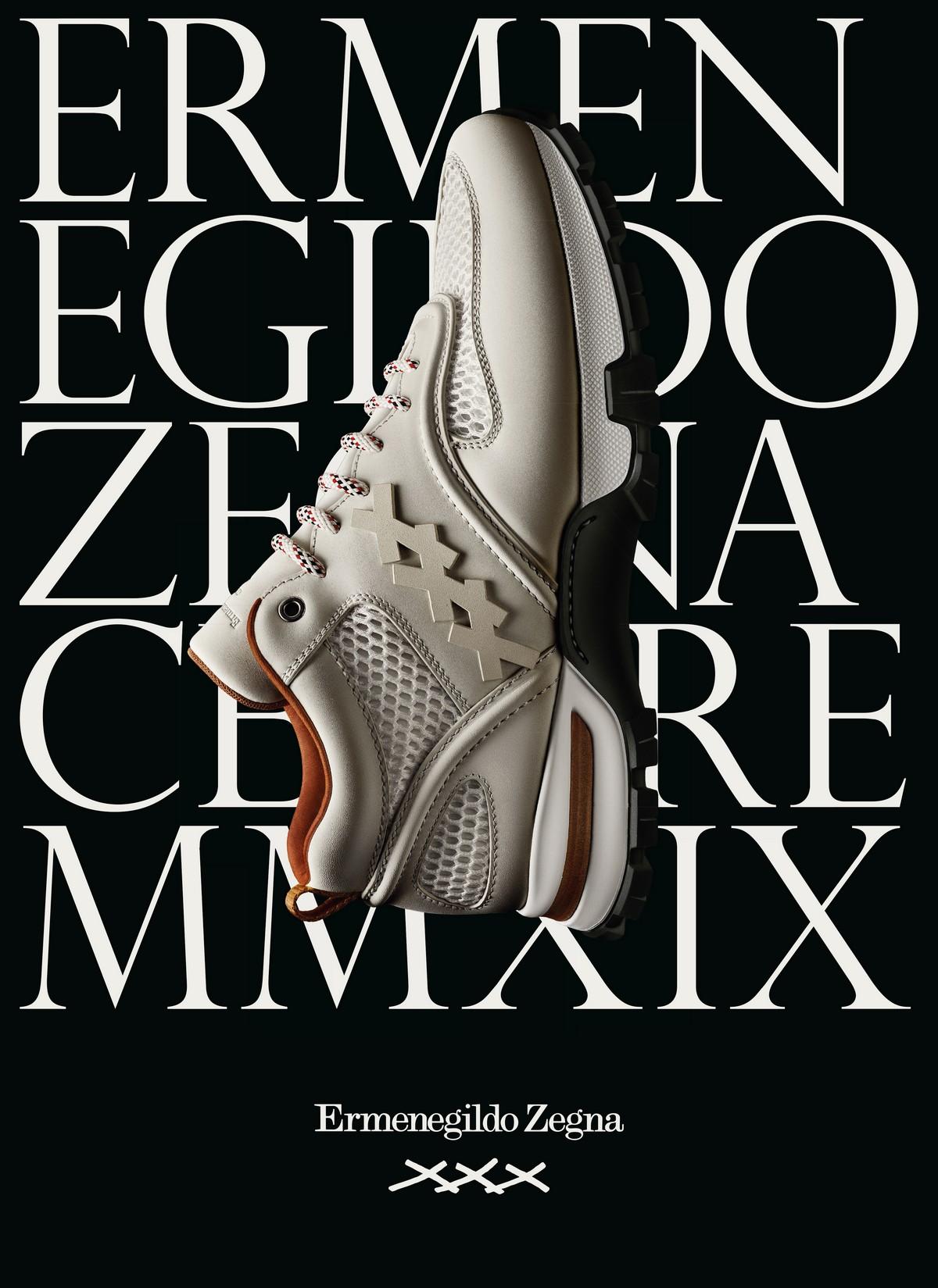 Ermenegildo Zegna XXX sneaker My Cesare