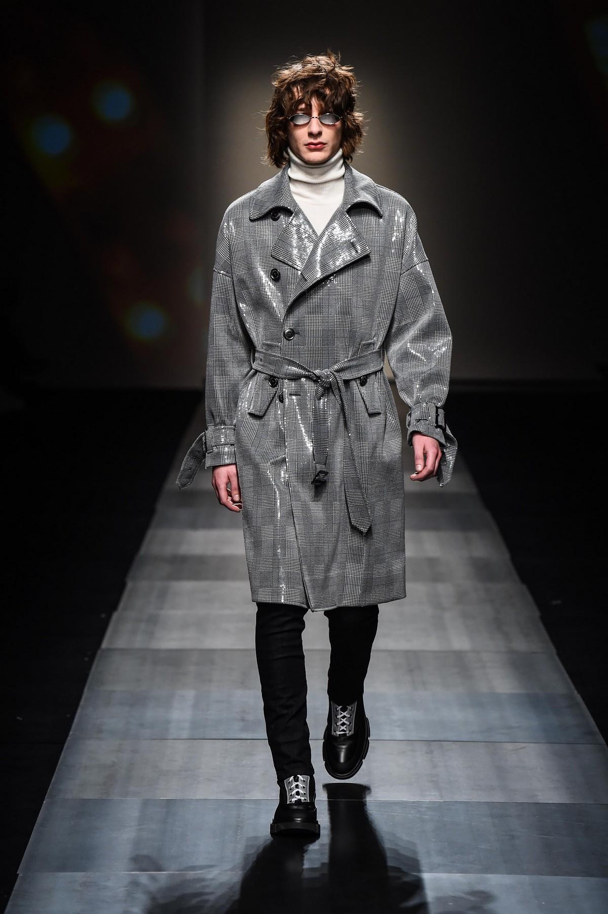 Frankie Morello autunno inverno 2019 2020