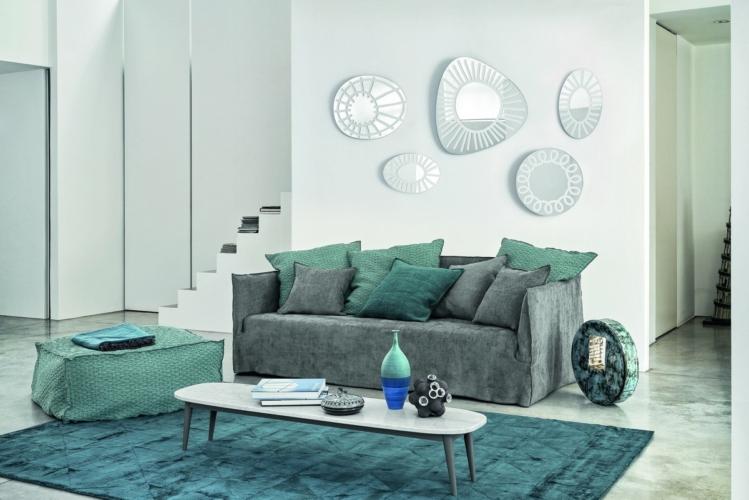 Gervasoni mobili novità 2019: le proposte per il living e l'outdoor