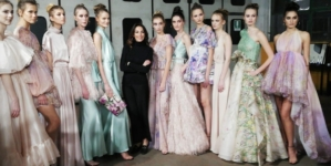 Giada Curti Haute Couture primavera estate 2019: mitologia e cosmologia