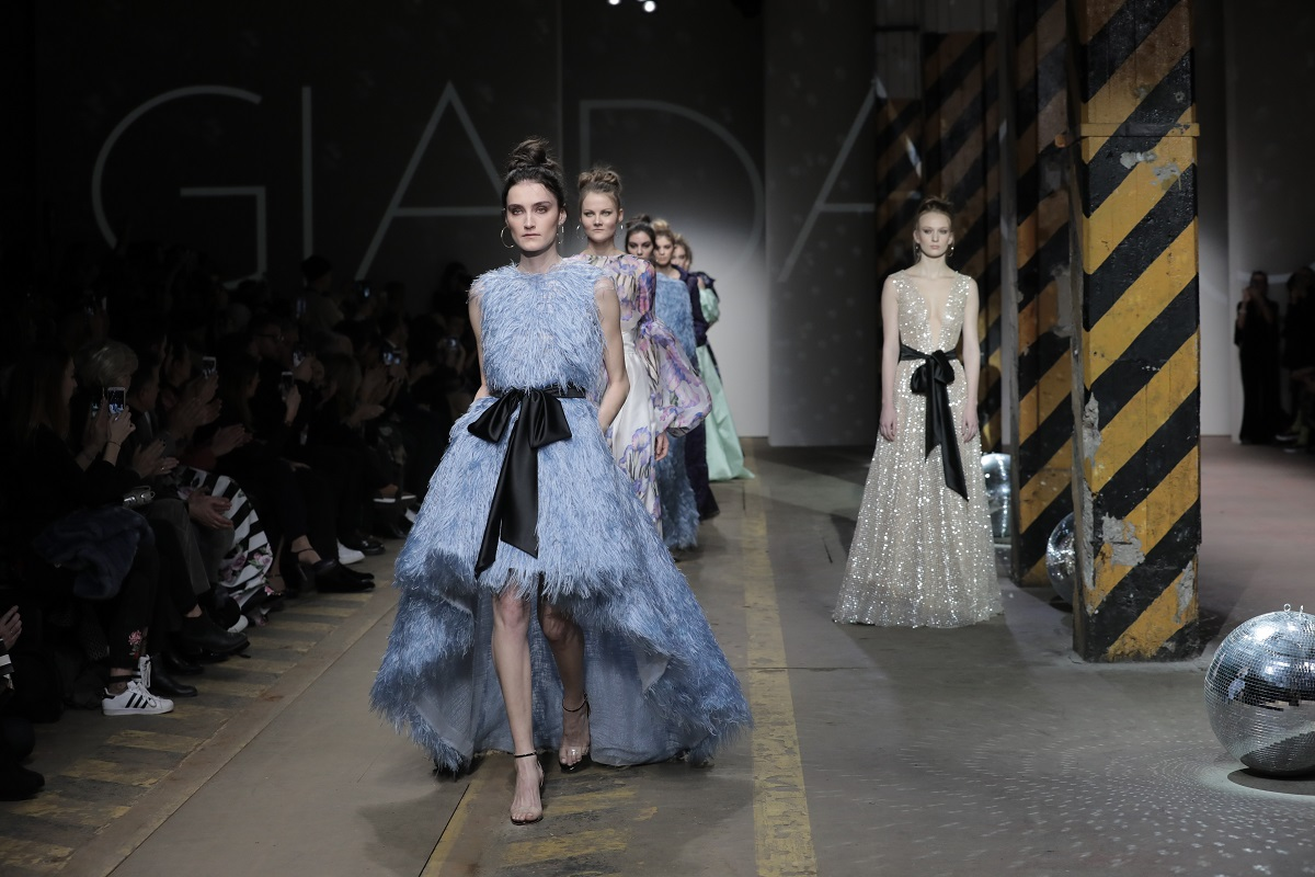Giada Curti Haute Couture primavera estate 2019