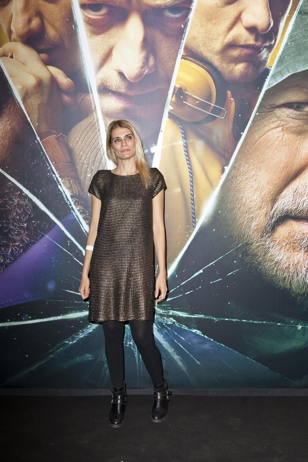 Glass film 2019 premiere Roma