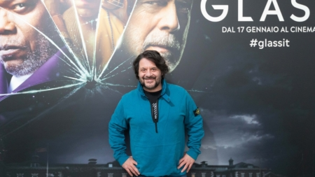 Glass film 2019 premiere Roma: il party unconventional
