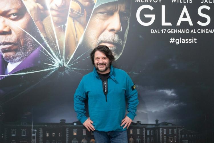 Glass film 2019 premiere Roma: il party unconventional