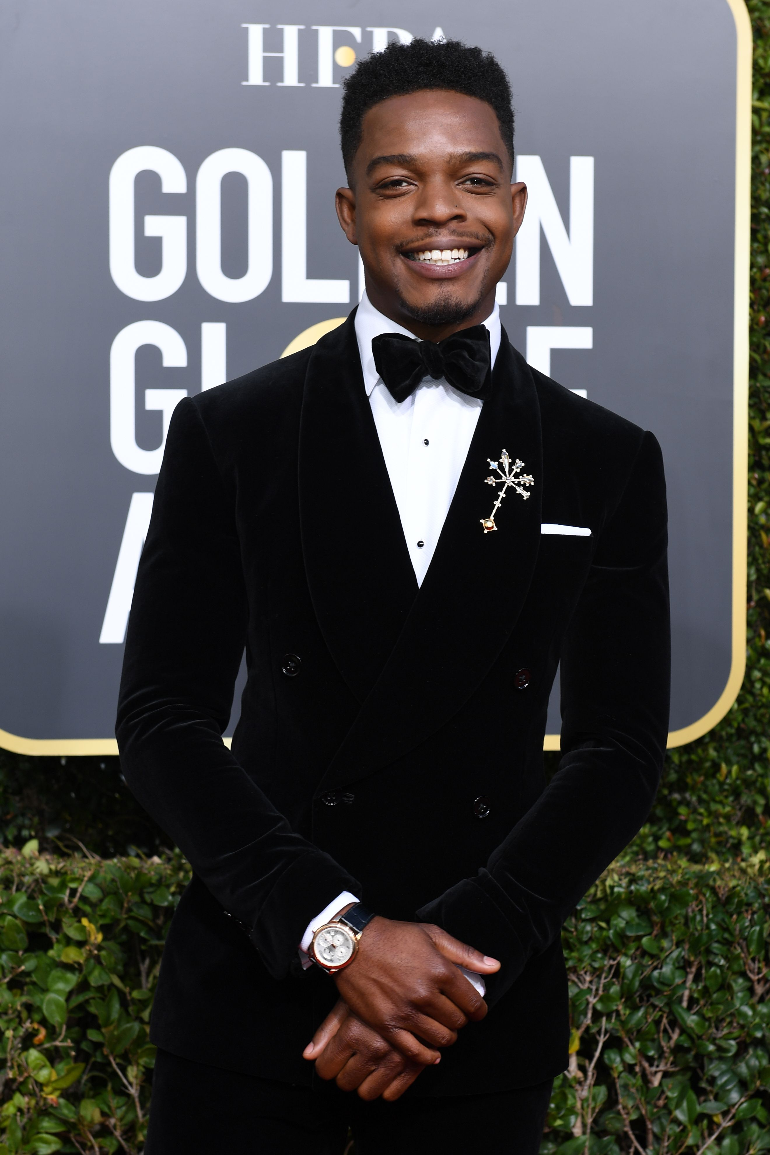 Golden Globe 2019 red carpet