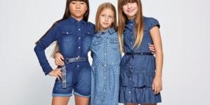 Guess Kids autunno inverno 2019 2020: il mondo vintage anni Ottanta