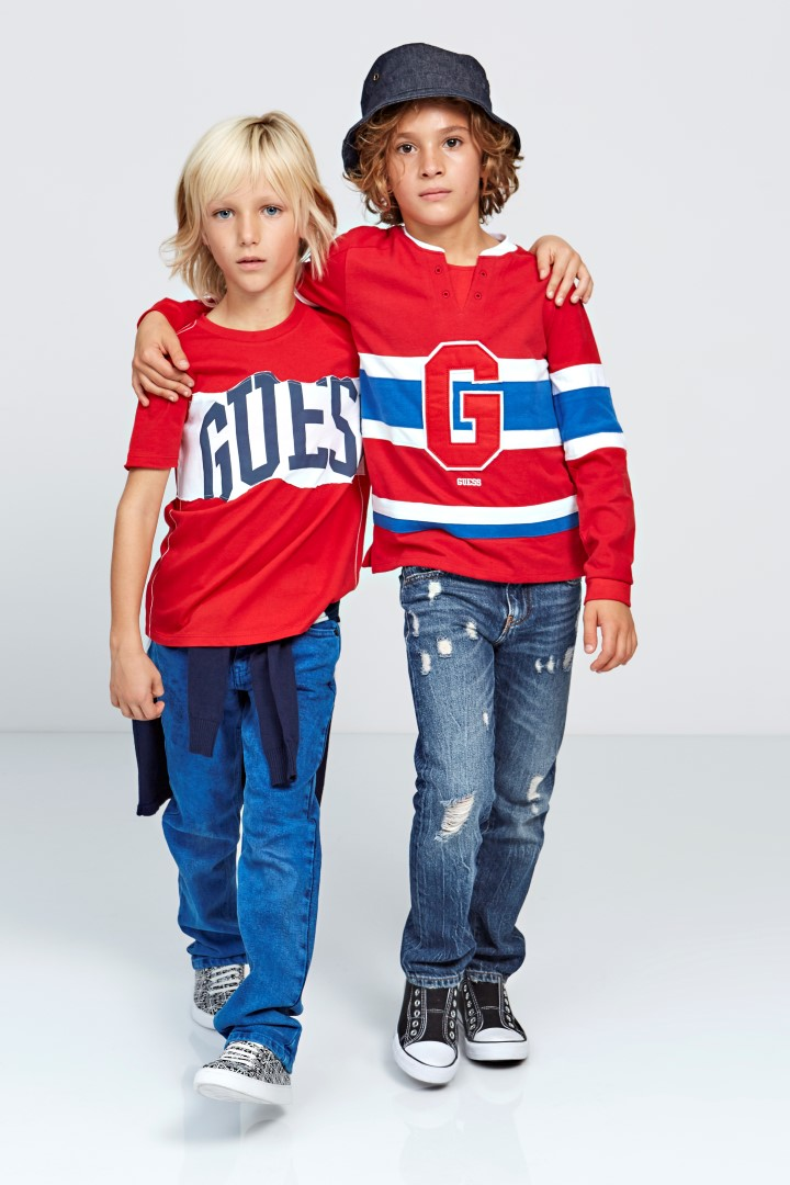 la Rinascente Guess Kids