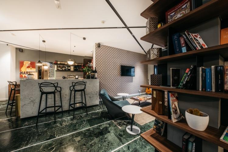Hotel Europa Chivasso Torino: la ristrutturazione firmata da Italia and Partners
