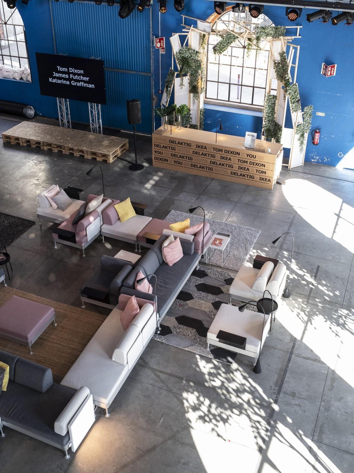 Ikea Tom Dixon 2019