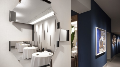 Il Luogo di Aimo e Nadia Milano: il nuovo progetto d'interior design e il Theatrum dei sapori