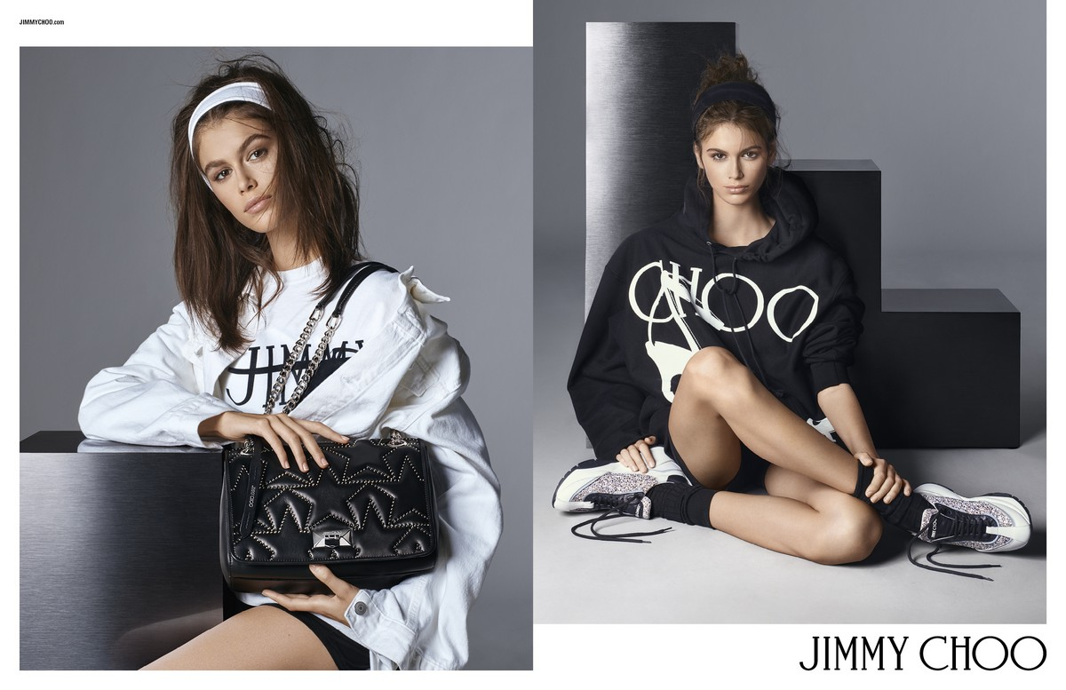 Jimmy Choo campagna primavera estate 2019