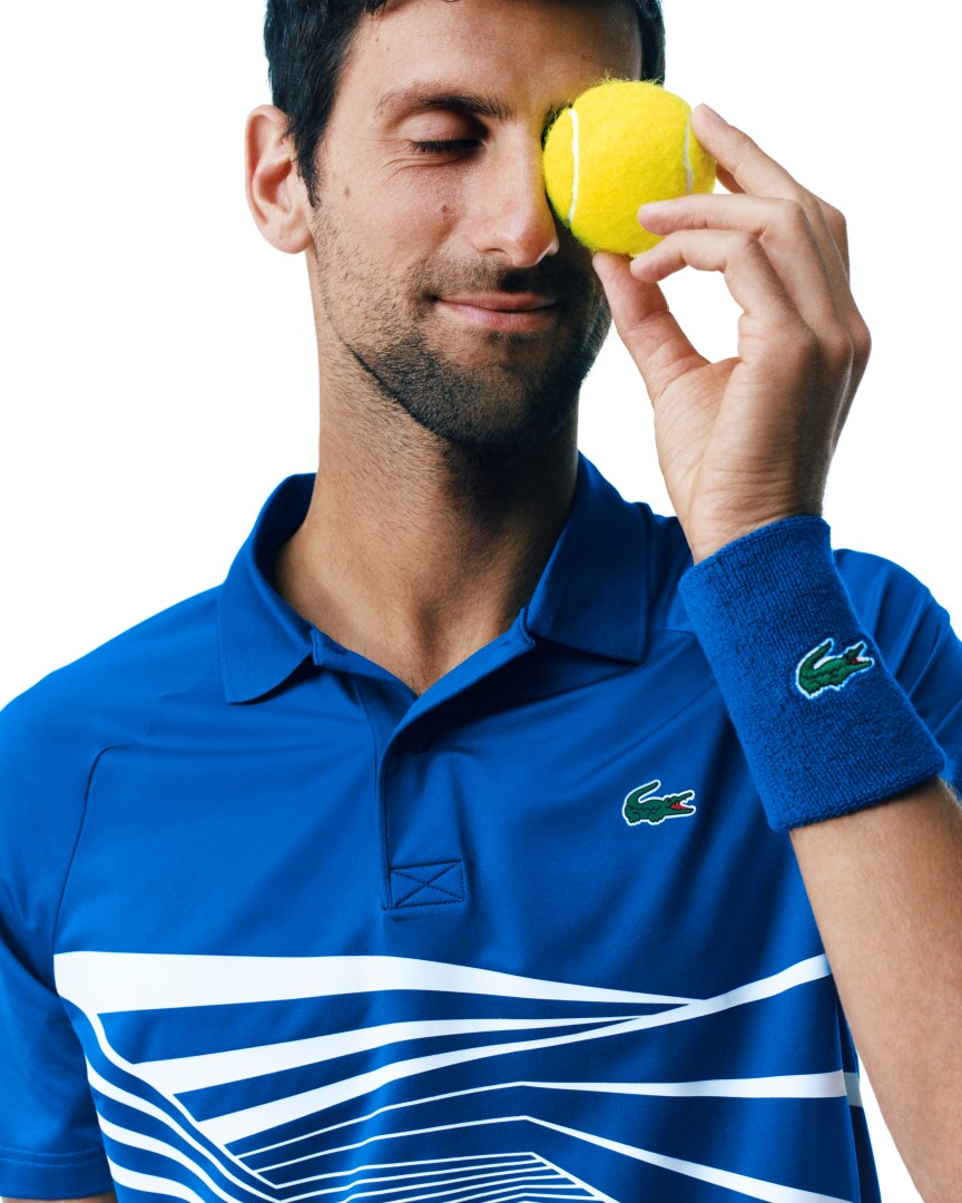 Lacoste Novak Djokovic 2019
