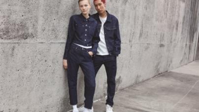 Levi's Engineered Jeans 2019: la nuova collezione e il lancio della linea Knit