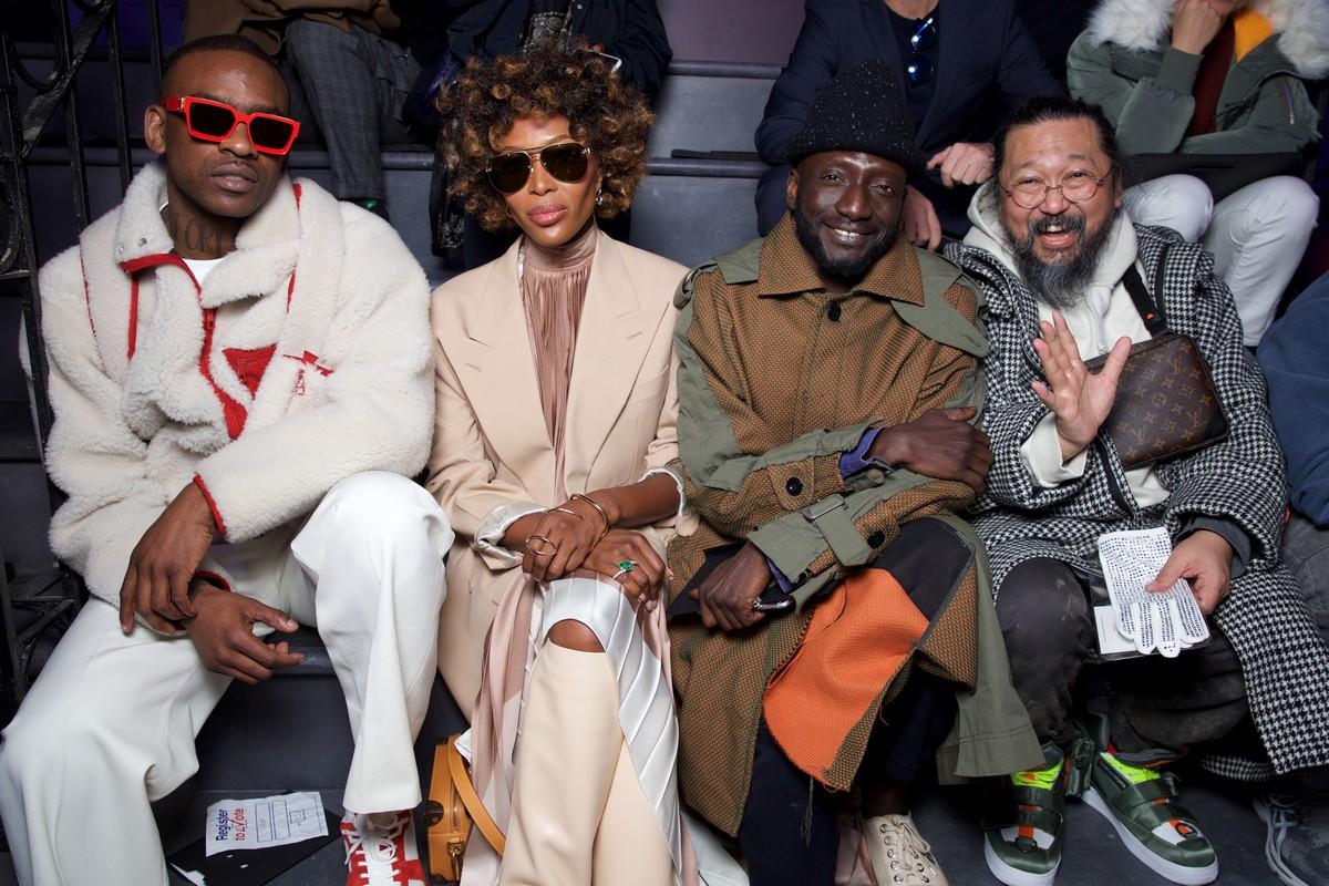 Louis Vuitton Uomo autunno inverno 2019 2020
