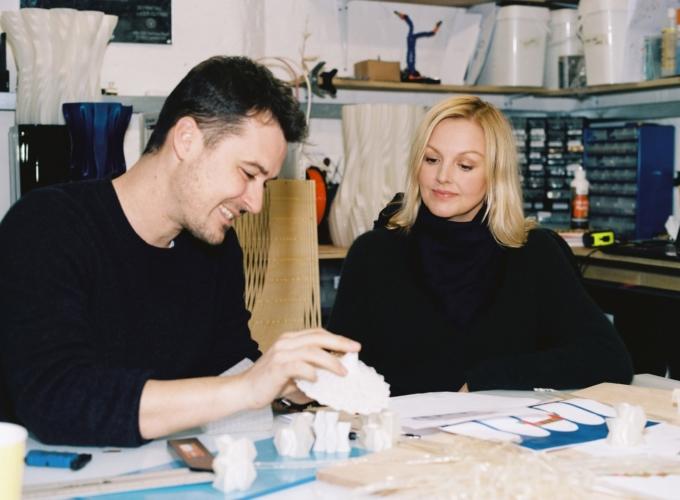 Milano Design Week 2019 COS: l'installazione realizzata dall'architetto Arthur Mamou-Mani
