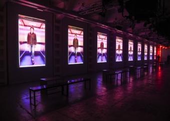 Milano Moda Elevator to the Future: la video installazione e il party