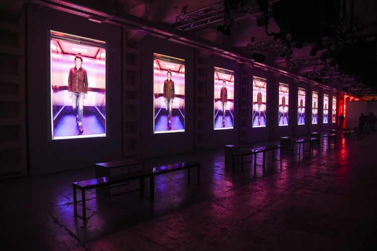 Milano Moda Elevator to the Future: la video installazione e il party