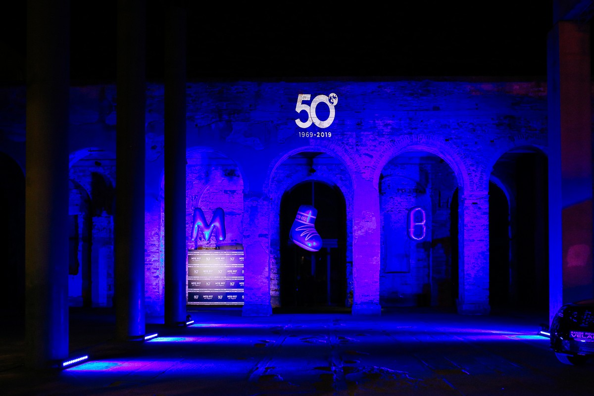 Moon Boot 50 anniversario