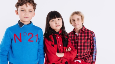 N21 Kids autunno inverno 2019: la collezione dall'appeal grintoso