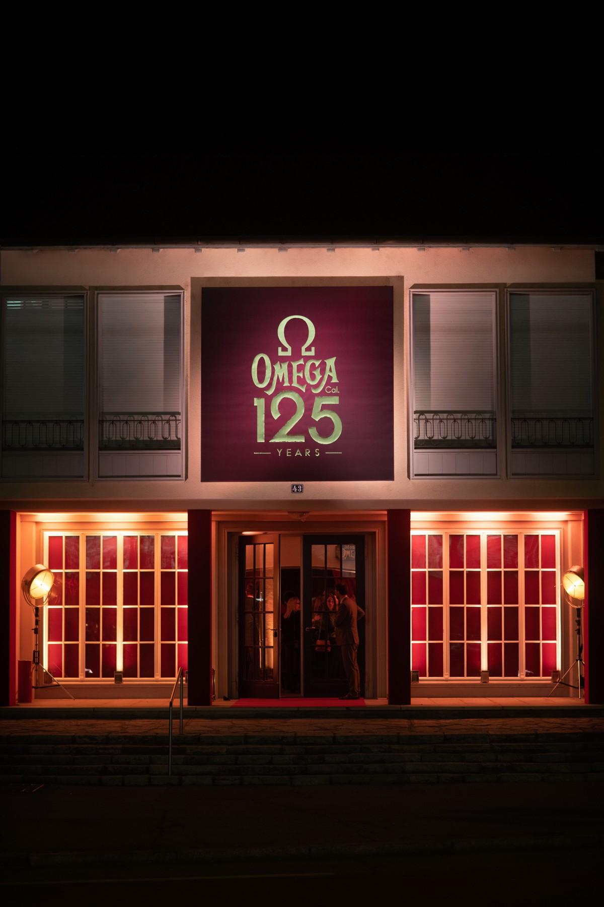 Omega 125 Anniversario storia