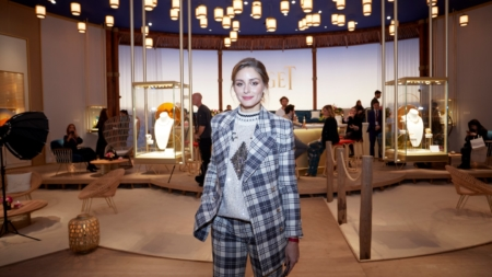 Piaget Society Beach 2019: il cocktail party con Michael B. Jordan e Olivia Palermo