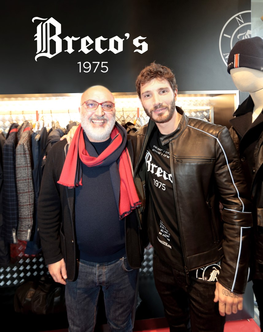 Pitti Uomo Gennaio 2019 Breco's
