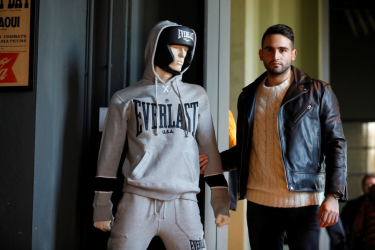 Pitti Uomo Gennaio 2019 Everlast: la capsule collection EVERLAST T.E.N.