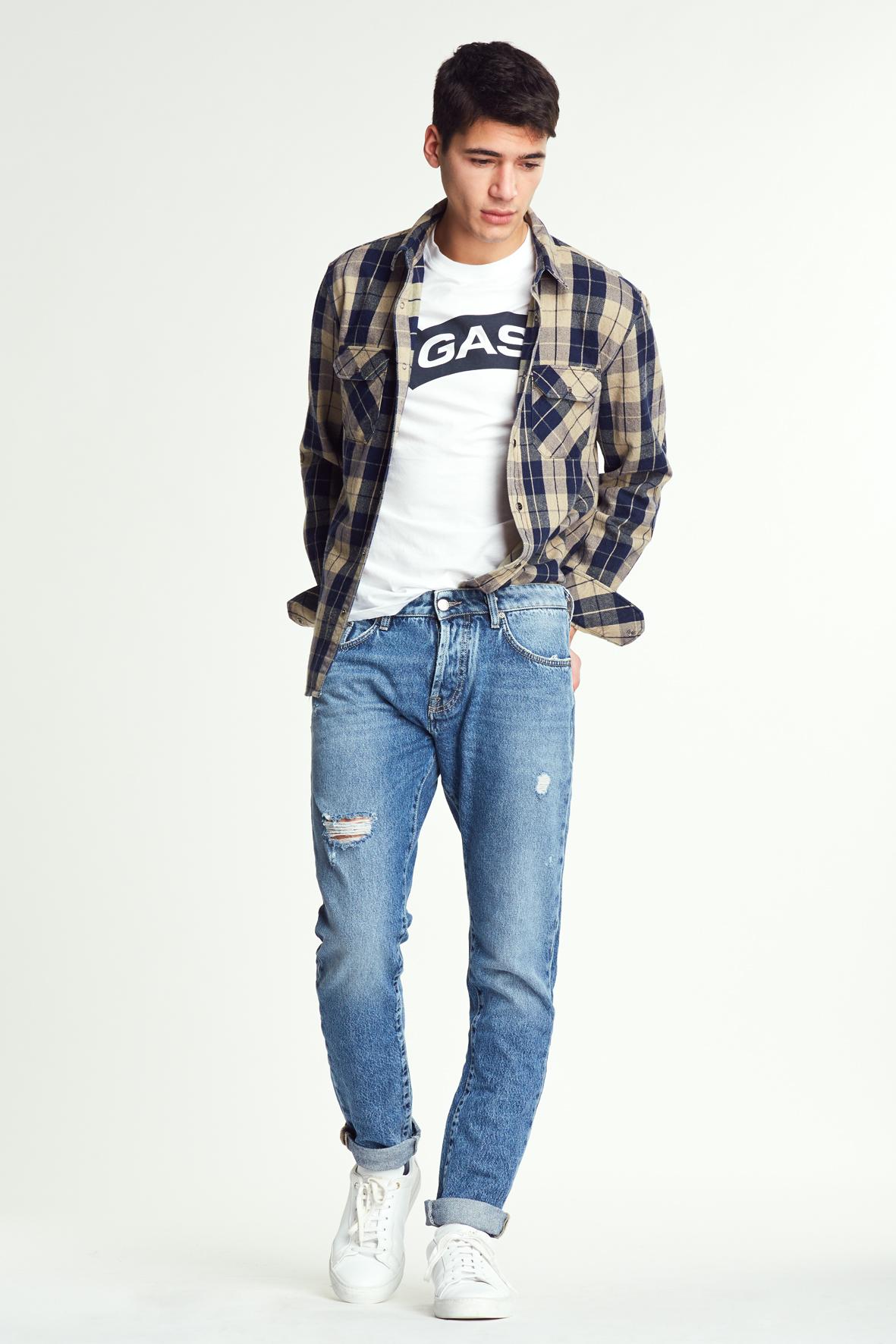 Pitti Uomo Gennaio 2019 Gas Jeans