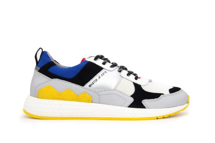 Pitti Uomo Gennaio 2019 MOA: le sneakers dal design minimal con accenti fashion