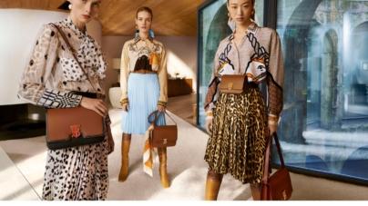 Burberry campagna primavera estate 2019: il cast internazionale di fotografi e modelle