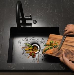Rubinetti design cucina InSinkErator: i dissipatori alimentari e gli erogatori