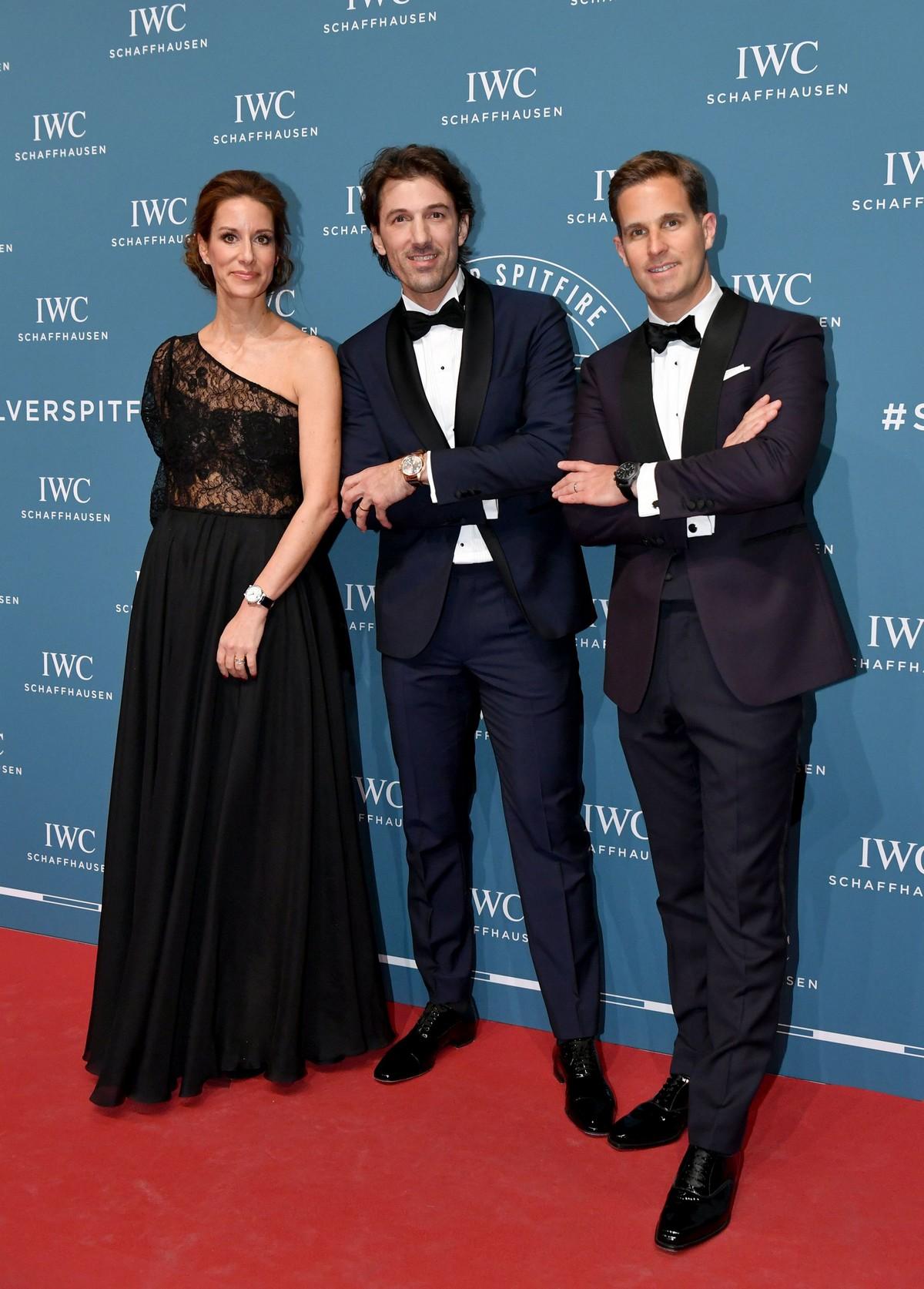 SIHH 2019 IWC Schaffhausen party