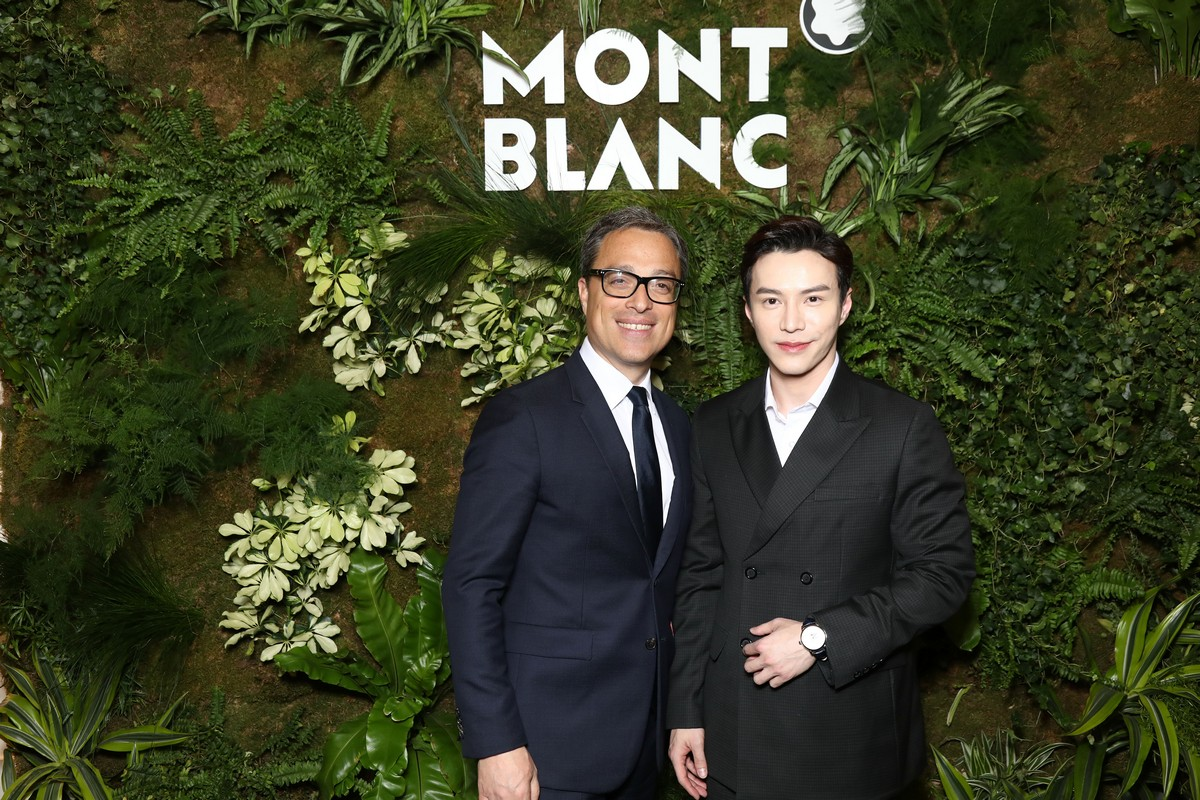 SIHH 2019 Montblanc party