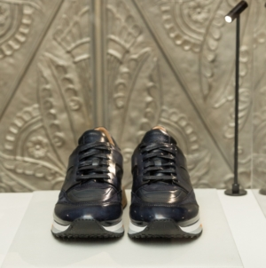 Santoni scarpe uomo autunno 2019: il nuovo mondo metropolitano