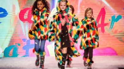 Tuc tuc abbigliamento autunno inverno 2019: la sfilata a Firenze