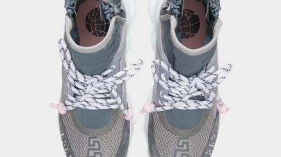 Versace 2Chain Reaction 2019: le nuove sneakers create con il rapper americano