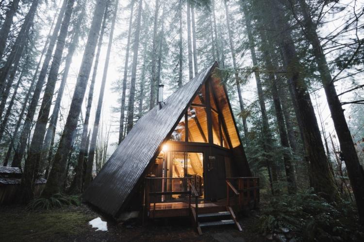 Viaggi Stati Uniti 2019: le più belle capanne nel bosco, il nuovo trend firmato Airbnb