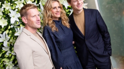 WSJ Talents & Legends 2019: il party con Julia Roberts e Lucas Hedges