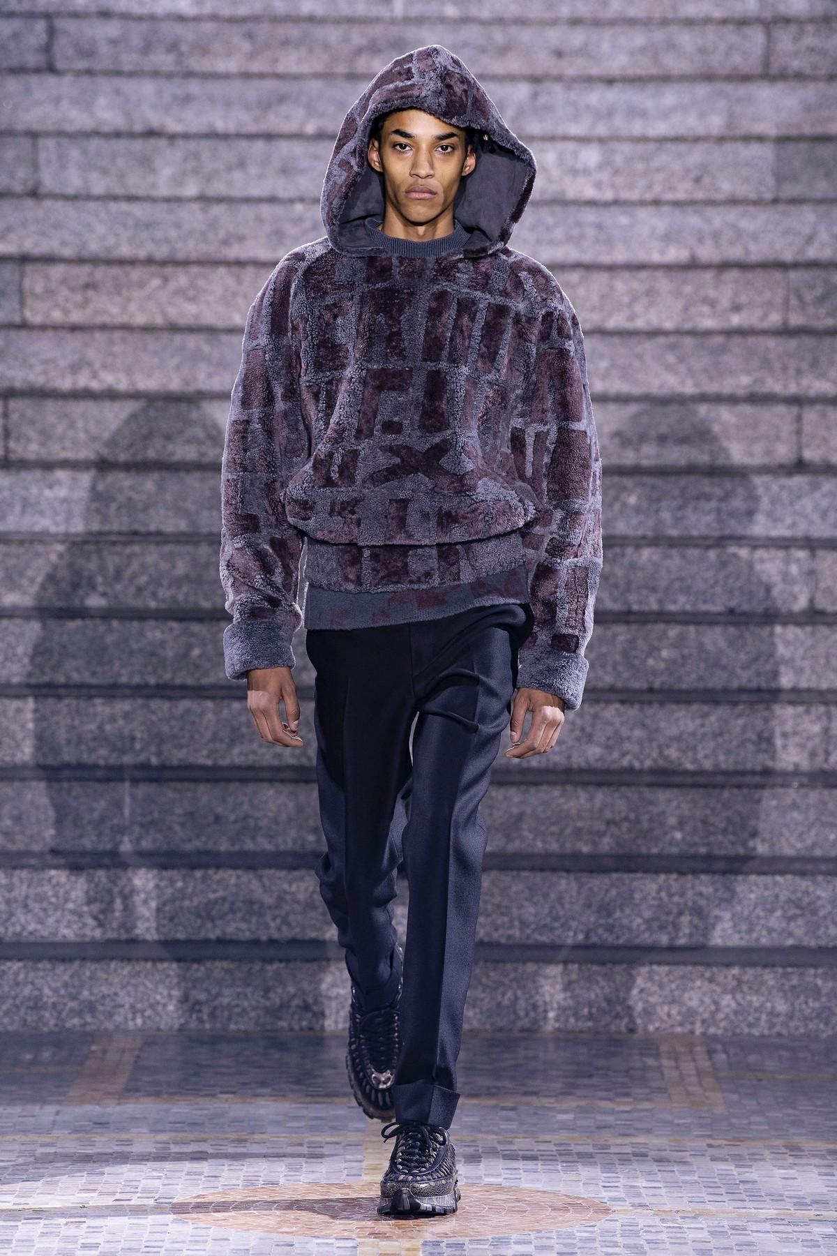 Zegna collezione autunno inverno 2019 2020