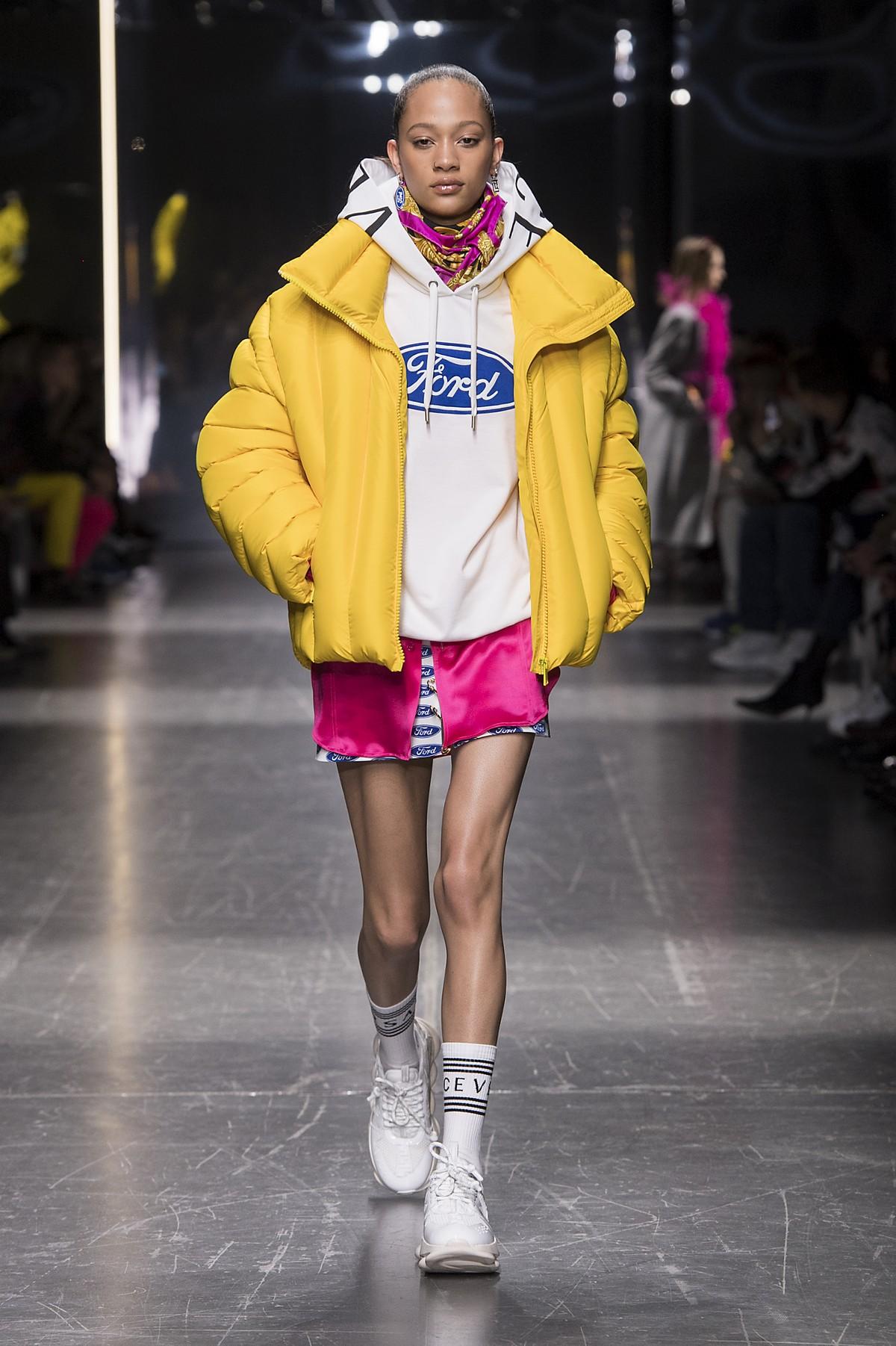 Versace Uomo autunno inverno 2019