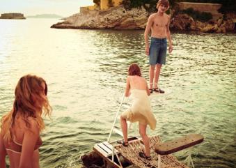 American Vintage campagna primavera estate 2019: l'estate a Marsiglia