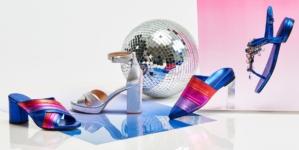 Apepazza scarpe primavera estate 2019: giochi di colore e tocchi metallizzati